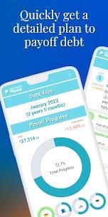 Debt Payoff Planner  Tracker Apk 3