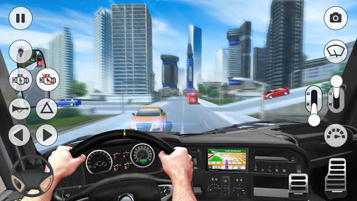 Bus Games - Coach Bus Simulator 2021, Free Games  Screenshots 9