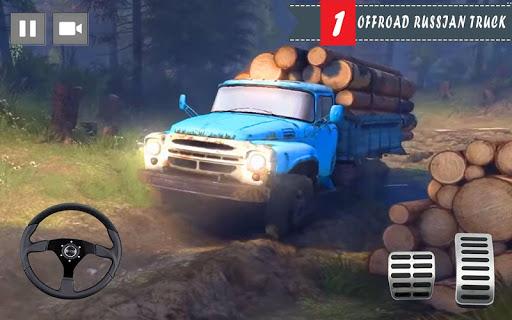 Cargo Truck Driver 2021 - Truck Driving Simulator 1.3 Screenshots 1