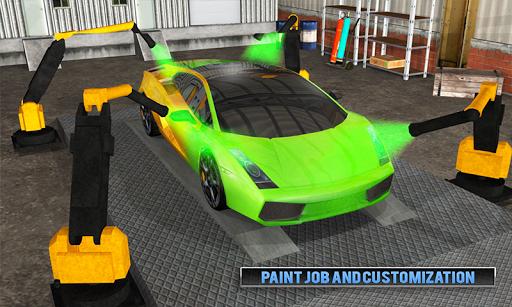 Smart Car Wash Service Screenshot 2