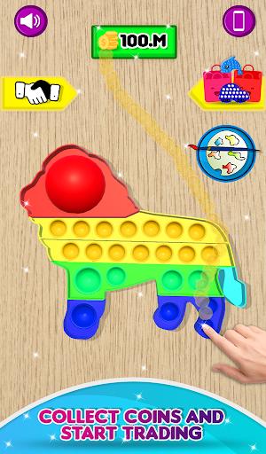 Fidget Trading! Pop it fidget toy 3d ASMR apkpoly screenshots 13
