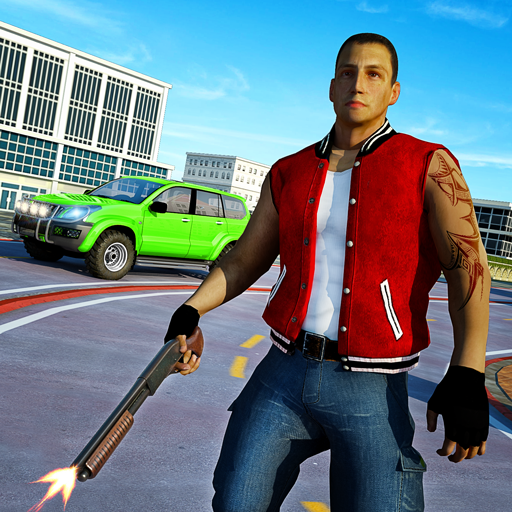 Grand Gangster Auto City Thugs Game