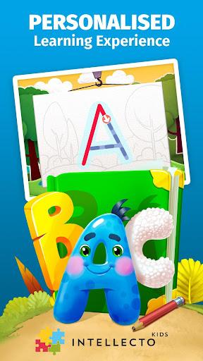 IK: Preschool learning & educational kindergarten screenshots 2