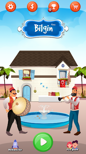 Bilgin Hoca - Kelime Oyunu | Su00f6zcu00fck Bulmaca  Screenshots 2