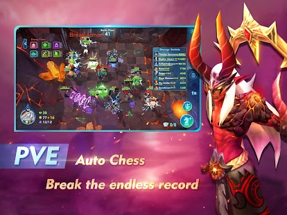 Auto Chess War Screenshot