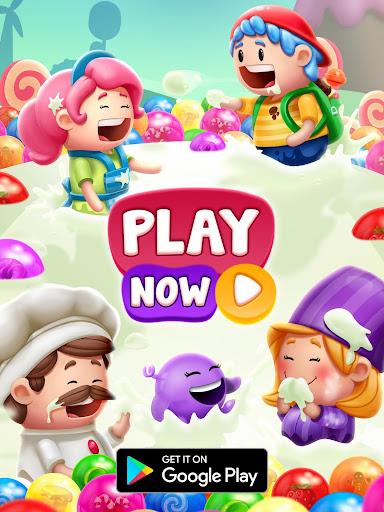 Gummy Pop - Bubble Pop Games 3.6 screenshots 24