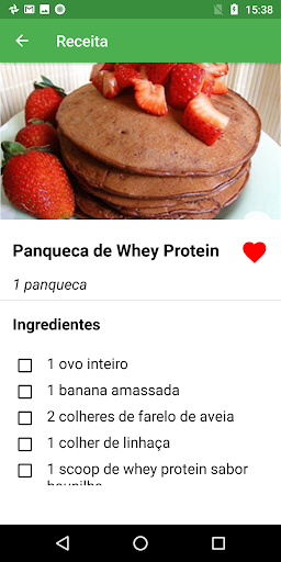 Foto do Receitas Fitness Faceis