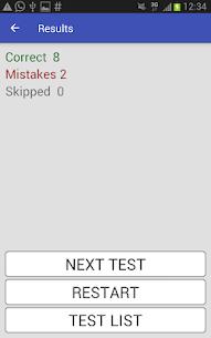 5555 English Grammar Tests v12.0 MOD APK 5