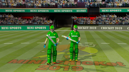 Cricket World Tournament Cup 2021: Play Live Game android2mod screenshots 3