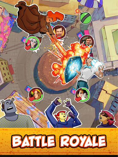 Lockdown Brawl: Battle Royale Card Duel Arena CCG 2.0.1 screenshots 8