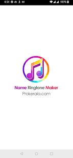 Name Ringtone Maker