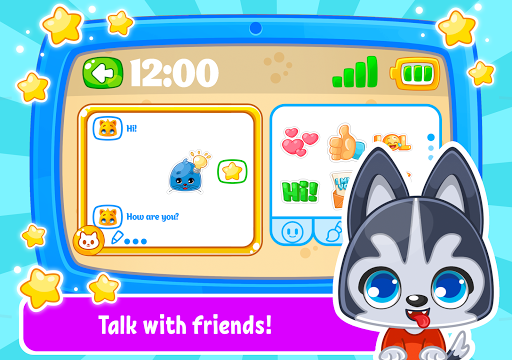 Babyphone & tablet - baby learning games, drawing 2.3.6 screenshots 11