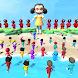 Sea Race 3D - Fun Squid Run 3D