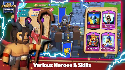Last Kingdom: Defense  screenshots 4