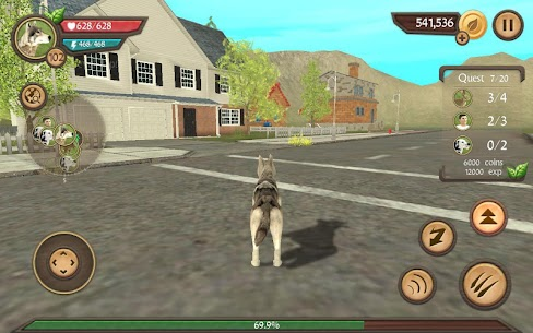 Dog Sim Online: Raise a Family Mod Apk (Unlimited Money) 7