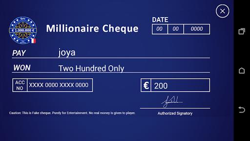 Millionaire Quiz 2020 - Qui veut des millions 1.0.4 Screenshots 5