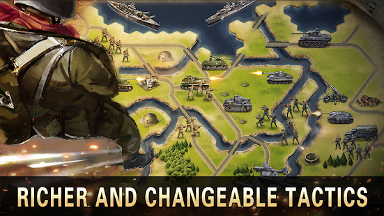 World War 2: WW2 Strategy Games
