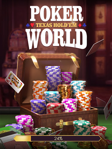 Poker World: Texas hold'em modavailable screenshots 8