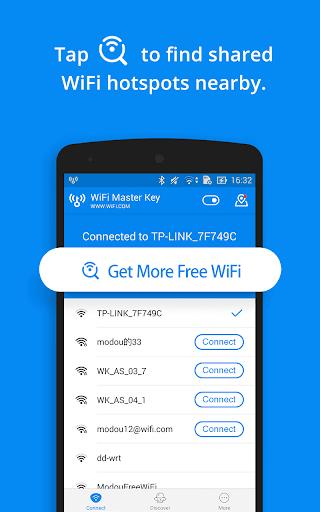 WiFi Master - by wifi.com 4.7.87 Screenshots 3