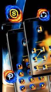 Download Fire & Ice Theme Launcher For PC Windows and Mac apk screenshot 5