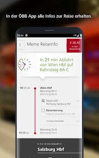 ÖBB Screenshot