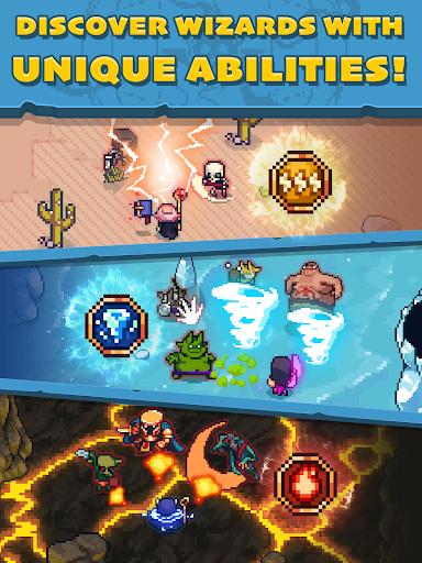 Tap Wizard: Idle Magic Quest 3.1.8 screenshots 21
