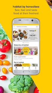 honestbee: Grocery delivery & Food delivery Screenshot