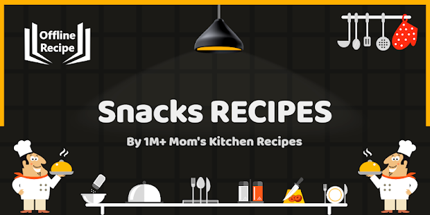 Snacks Recipes Offline Nasta Indian Street Food 2.0 screenshots 1