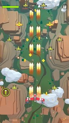 バーニングスカイ(Burning Sky):エアークラフト コムバット3Dのおすすめ画像3
