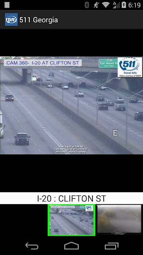 511 Georgia & Atlanta Traffic screenshots 3
