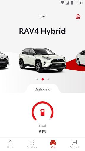 MyT by Toyota 3.16.1 Screenshots 1