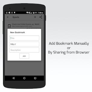 Pocket Bookmark Pro 1.7 Apk 4