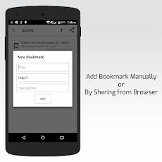 Pocket Bookmark Pro - Web Address / URL Organizerのおすすめ画像4