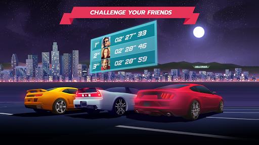 Horizon Chase - Thrilling Arcade Racing Game