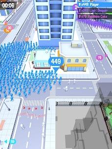 Crowd City Mod Apk (Unlock all Skin + Freeze Time) 6