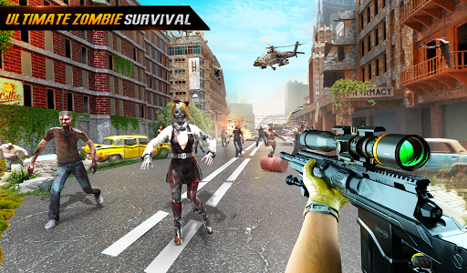Real Sniper Shooter: FPS Sniper Shooting Game 3D 55 Screenshots 15