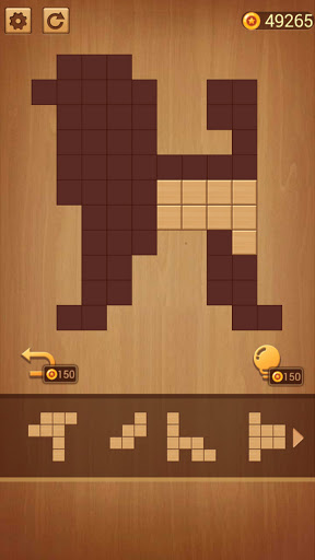 BlockPuz: Jigsaw Puzzles &Wood Block Puzzle Game 1.301 screenshots 21
