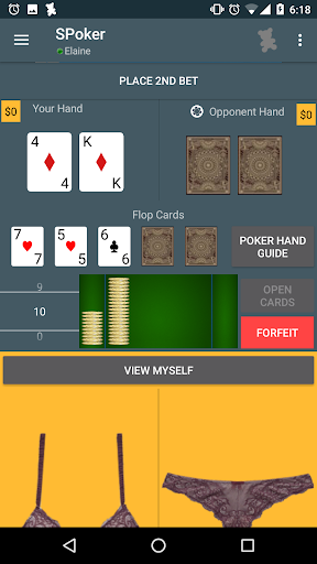 Strip Poker - Two Player 1.2.1 Screenshots 2