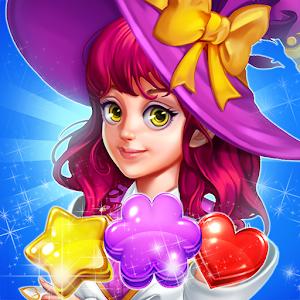 Witch &amp Magic: Match 3 Puzzle