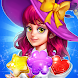 Witch & Magic: Match 3 Puzzle