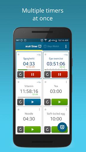 Download APK: Multi Timer StopWatch v2.8.3 build 329 [Premium] [Mod Extra]