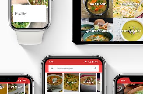 Soup Recipes - Soup Cookbook app 11.16.218 Screenshots 2
