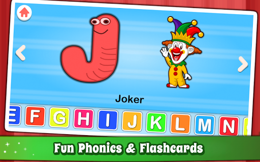 Alphabet for Kids ABC Learning - English 1.4 screenshots 2