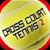 icono Cross Court Tennis 2
