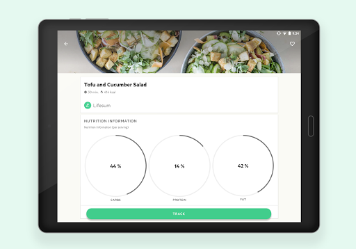 Lifesum - Diet Plan, Macro Calculator & Food Diary android2mod screenshots 11