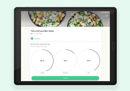 Lifesum: Food Diary, Meal Planner & Diet Tracker 9