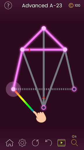 Puzzle Glow : Brain Puzzle Game Collection screenshots 5