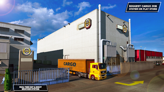 Silk Road Truck Simulator : Offroad Cargo Truck Mod 2.3.5 Apk [Unlimited Money] 5