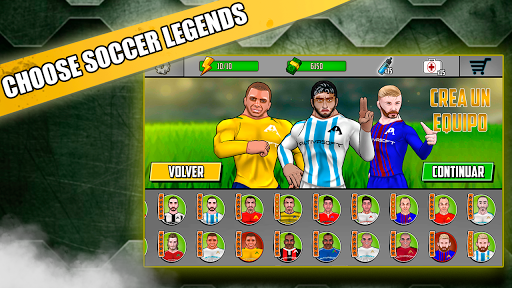 Soccer fighter 2019 - Free Fighting games 2.4 screenshots 3
