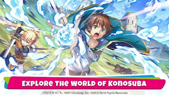 KonoSuba Mod Apk: Fantastic Days (ONE HIT) Download 7